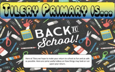 Tilery Primary Return to School